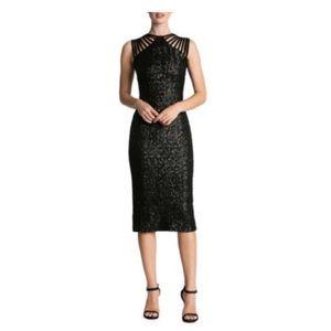 Dress The Population sequin midi dress